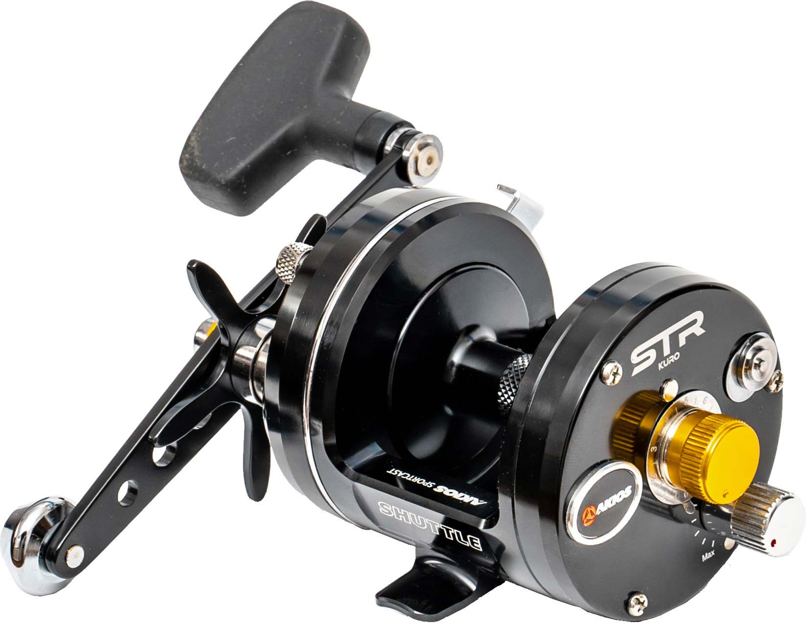 Akios 656 STR KURO Multiplier Reels