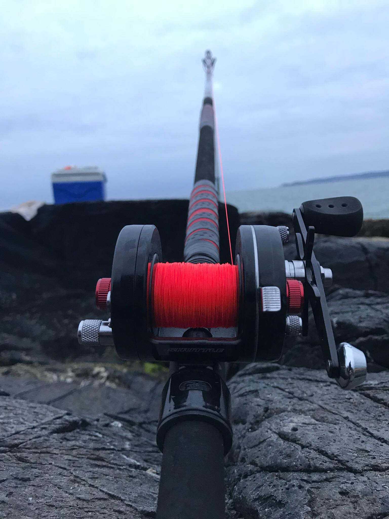 Akios Multiplier Reels